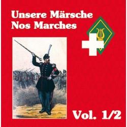 Unsere Märsche / Nos Marches Vol. 1/2_1557