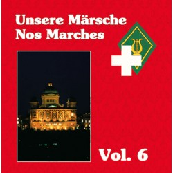 Unsere Märsche / Nos Marches Vol. 6_1563