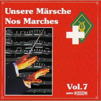 Unsere Märsche / Nos Marches Vol. 7_1565