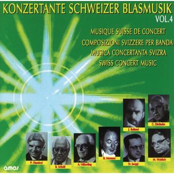 KONZERTANTE SCHWEIZER BLASMUSIK Vol. 4_1594