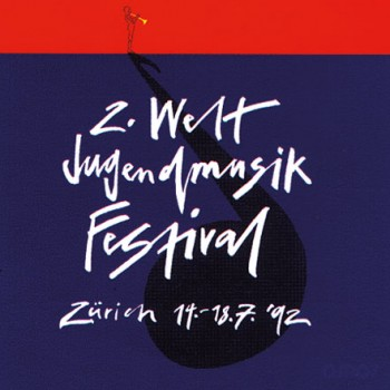 2. Welt Jugendmusik Festival (Zürich 14.-18_1636