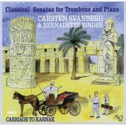 Classical Sonatas for Trombone and Piano_1775