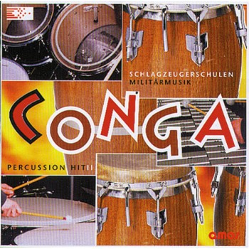 Conga, Percussion Hit II_1834