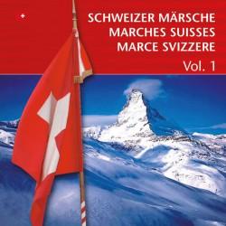 Schweizer Märsche - Marches Suisses `Vol. 1`_3589