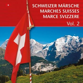 Schweizer Märsche - Marches Suisses (Vol. 2)_3694