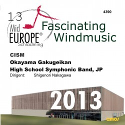 CISM13 - Okayama Gakugeikan High School Symphonic Band, JP_3881