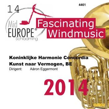 ME14 -Koninklijke Harmonie Concordia Kunst naar Vermogen, BE_3923