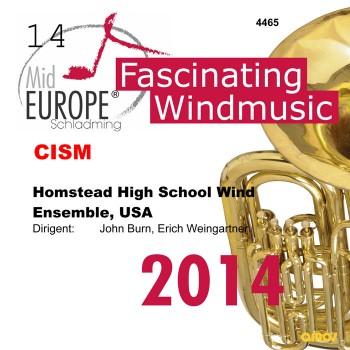 CISM14 - Homstead High School Wind Ensemble, USA_3927