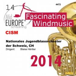 CISM14 - Nationales Jugendblasorchester der Schweiz, CH_3934