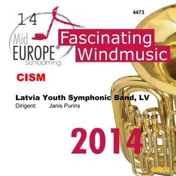 CISM14 - Latvia Youth Symphonic Band, LV_3935