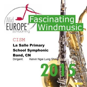 CISM15 - La Salle Primary School Symphonic Band, CN_4186