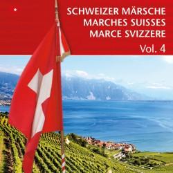 Schweizer Märsche - Marches Suisses (Vol. 4)_4190