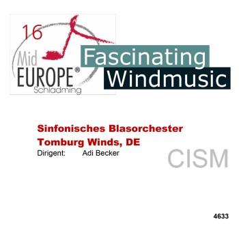 CISM16 - Sinfonisches Blasorchester Tomburg Winds, DE_4196