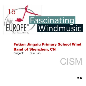 CISM16 - Futian Jingxiu PS Wind Band of Shenzhen, CN_4203