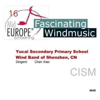 CISM16 - Yucai Secondary PS Wind Band of Shenzhen, CN_4204