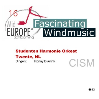 CISM16 - Studenten Harmonie Orkest Twente, NL_4206
