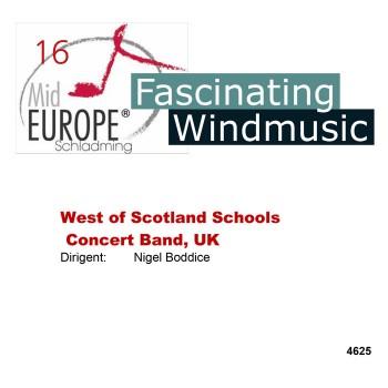 ME16 - West of Scotland Schools Concert Band, UK_4219
