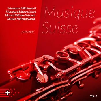 Musique Suisse Vol. 1 - Clarinets_4226