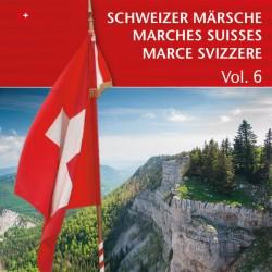 Schweizer Märsche - Marches Suisses (Vol. 6)_4311