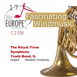 CISM17 - The Kiryat Tivon Symphonic Youth Band, IL _4345