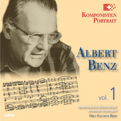 Albert Benz - Komponistenportrait Vol. 1_4379