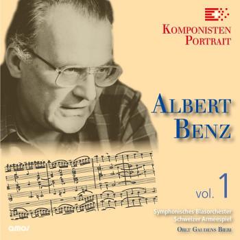 Albert Benz - Komponistenportrait Vol. 1_4379